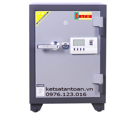 két sắt vân tay ngân hàng acb ks120vt