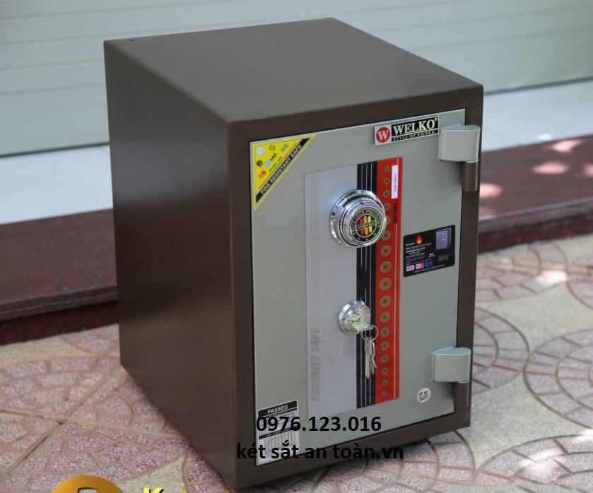 két sắt welko kcc56 khóa cơ