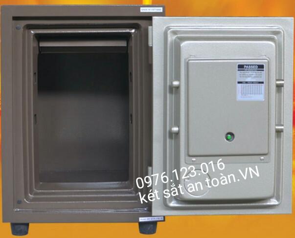 két sắt trumpsafe ts60 điện tử