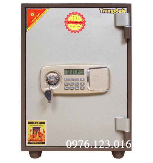 két sắt trumpsafe ts55 điện tử