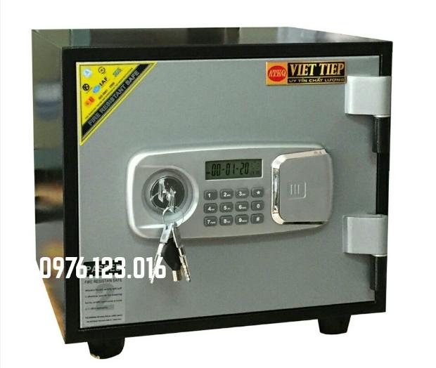 két sắt mini việt tiệp ks30 điện tủ