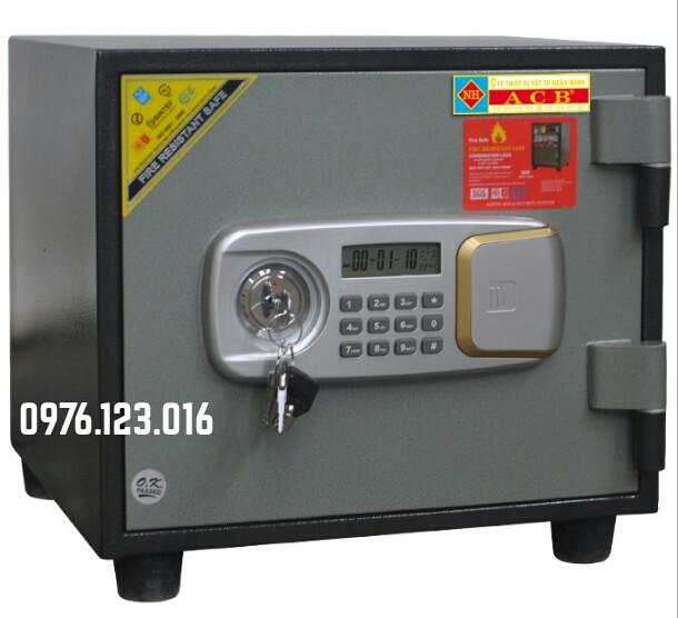 két sắt mini tốt nhất ngân hàng acb40 điện tử