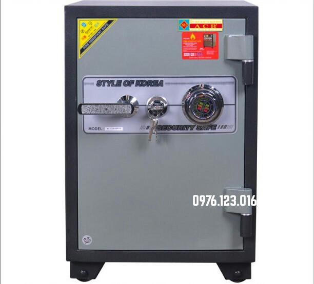 két sắt ngân hàng acb kcc120 khóa cơ đổi mã