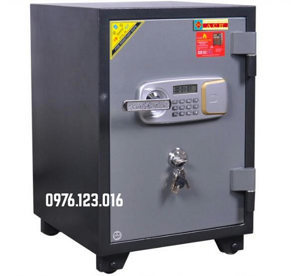 két sắt chống cháy chính hãng khóa điện tử