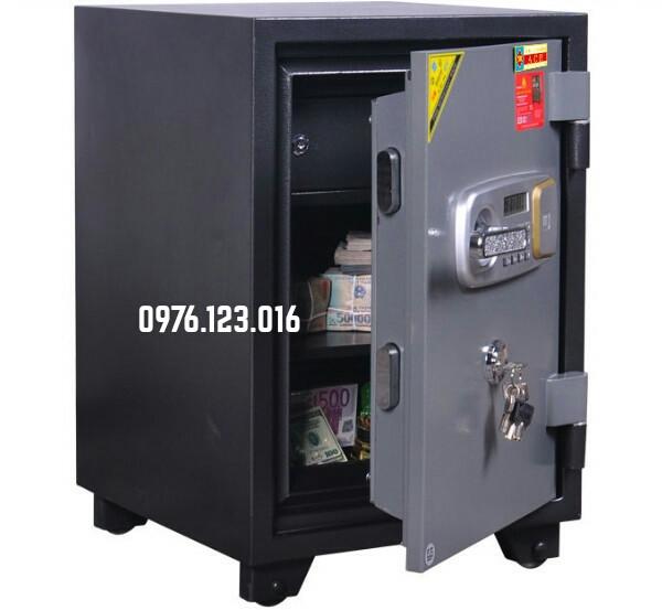 két săt chống cháy ngân hàng acb kcc120 điện tử