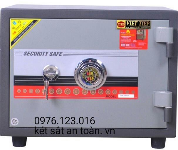 két sắt việt tiệp ks80 khóa cơ đổi mã