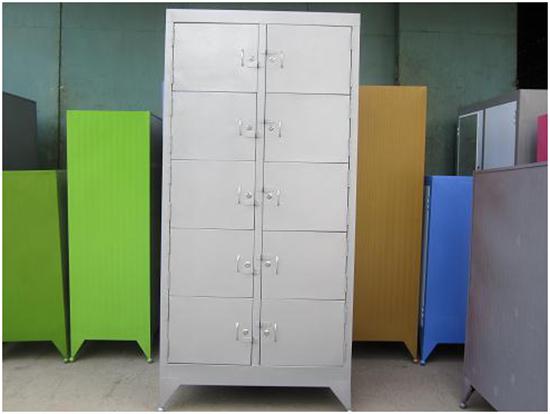 Đặc điểm nổi bật của tủ sắt đựng quần áo