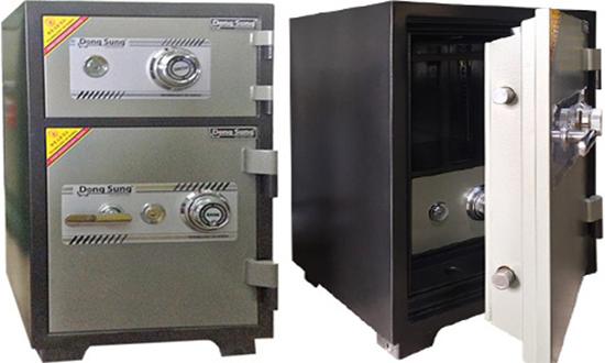 Giá két sắt Hàn Quốc chính hãng là bao nhiêu