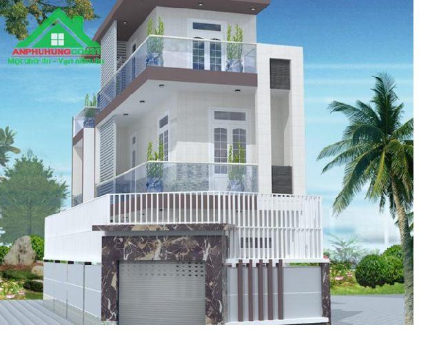 Mẫu thiết kế nhà phố giá rẻ - 04