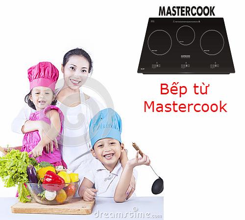 Lý do bạn nên dành sản phẩm bếp từ Mastercook về cho gia đình