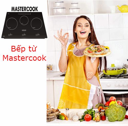 Địa chỉ uy tín phân phối bếp từ Mastercook