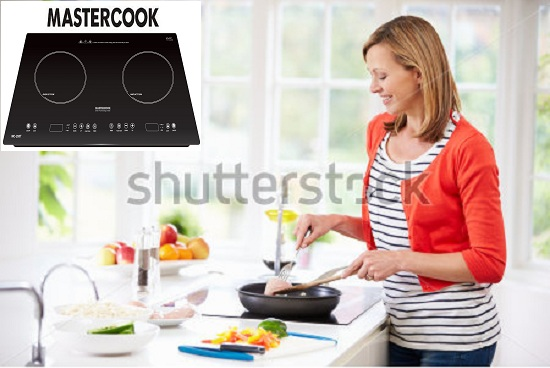 Bếp từ Mastercook MC 288T mang lại giải pháp đun nấu tuyệt đỉnh
