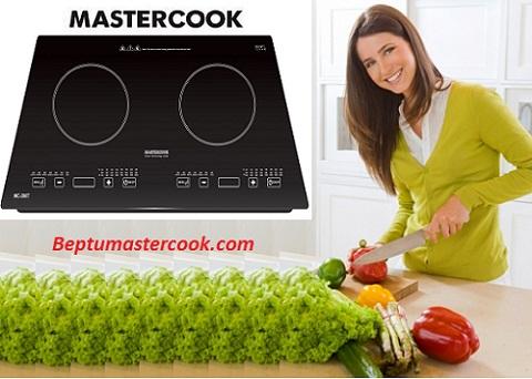 Tại sao bếp từ Mastercook MC 266T lại khiến chị em mê mẩn