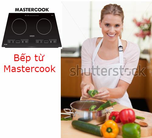 Giữ lửa yêu thương cho không gian bếp từ Mastercook MC 266T