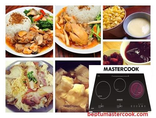 Bếp điện từ Mastercook giữ khoảnh khắc đẹp mãi cùng thời gian