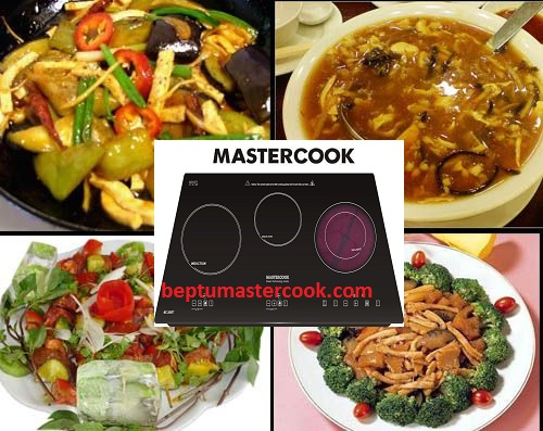 Bếp điện từ Mastercook MC 389ET  đặc biệt lôi cuốn