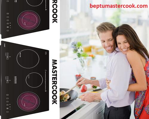 Bếp điện từ Mastercook xu hướng nổi bật nhất hiện nay