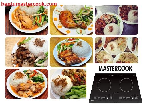Bếp từ Mastercook MC 266T món quà của công nghệ