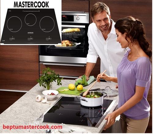 Bếp từ Mastercook MC 388T phiên bản 3 vùng nấu