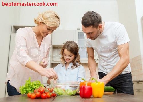 Công thức nấu ăn nhanh cùng Bếp từ Mastercook MC288T