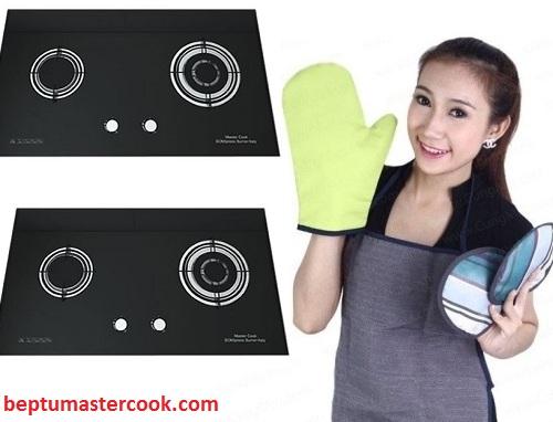 Cách sử dụng bếp gas Mastercook MC 2208S an toàn