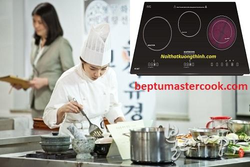 Bếp điện từ Mastercook khiến triệu dân Việt điêu đứng