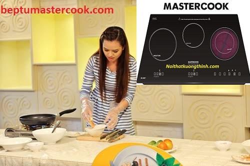 Bếp điện từ Mastercook siêu phẩm hàng đầu đến từ Hàn Quốc