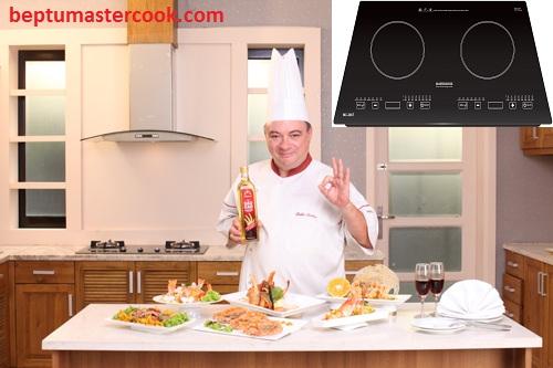 Bếp từ Mastercook MC 266T dẫn đầu thị trường Việt