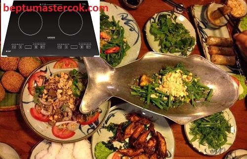 Bếp từ Mastercook MC 266T sáng giá ở phân khúc cao cấp