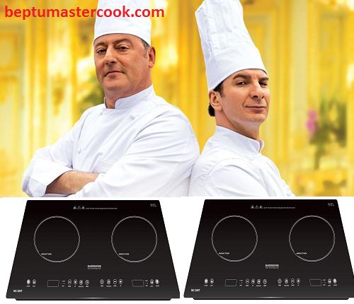 Bếp từ Mastercook MC 288T sự khác biệt làm nên thương hiệu