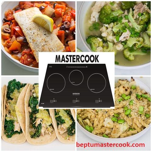 Bếp từ Mastercook MC 388T xứng danh siêu phẩm nhà bếp