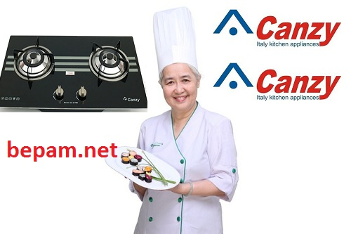 Cách lựa chọn bếp ga Canzy phù hợp không gian bếp