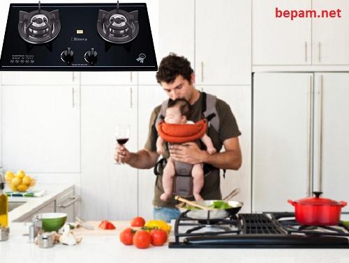 Cách xử lý vấn đề thường gặp khi sử dụng bếp ga Binova