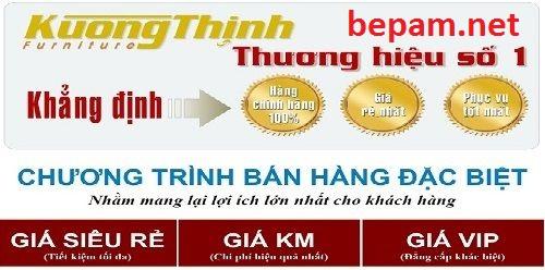 Địa chỉ mua bếp ga Binova uy tín nhất tại Hà Nội