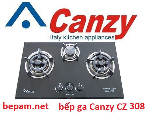 Điểm qua các mẫu bếp ga Canzy nổi trội năm 2015