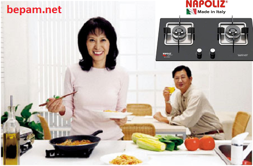 Những cách sử dụng bếp ga Napoliz an toàn và tiết kiệm