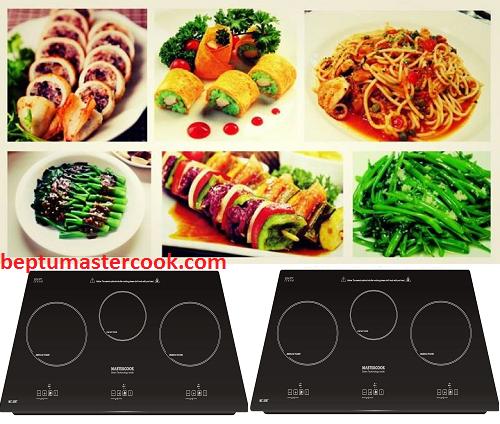 Ra mắt bếp từ Mastercook MC 388T tính năng hấp dẫn, giá tốt