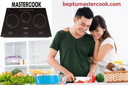 Tìm hiểu nguyên lý và cấu tạo của bếp từ Mastercook MC 388T