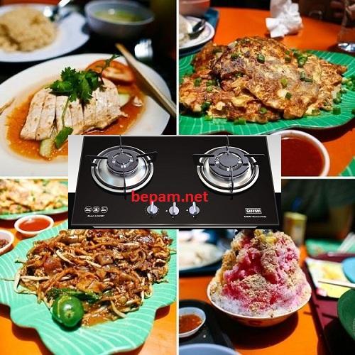Vì sao bếp ga Giovani lại trở nên phổ biến như vậy?