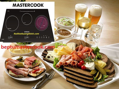 Vì sao bạn nên chọn bếp điện từ Mastercook MC 389ET