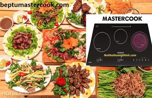 Bếp điện từ Mastercook MC 389ET bí quyết nấu ăn ngon