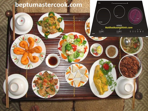 Bếp điện từ Mastercook MC 389ET sự lựa chọn thông minh