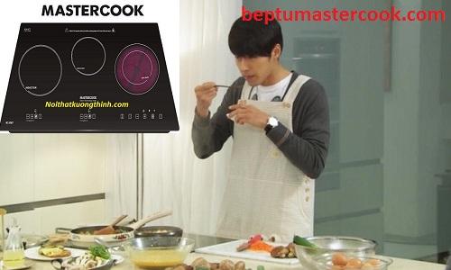 Bếp điện từ Mastercook lựa chọn tốt nhất trong tầm giá