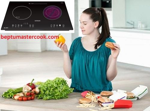 Những lý do bạn nên chọn bếp điện từ Mastercook MC 289ET
