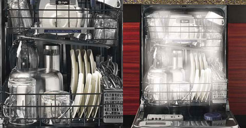 Máy rửa bát Giovani GDW361D sản phẩm tiện ích cho bà nội trợ