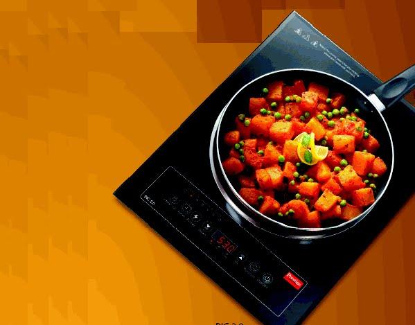 Bếp từ  đơn  Chefs  EH  IH 2000A tiện ích,  gọn gàng