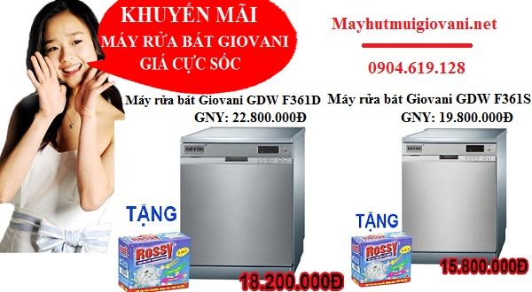 Giảm giá lớn khi mua máy rửa bát tại Nội Thất Kường Thịnh