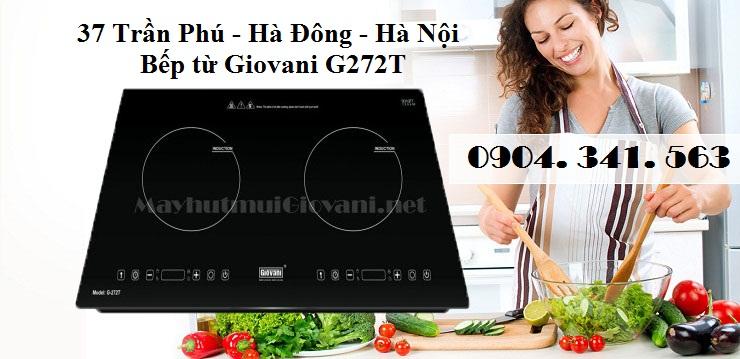 Bếp từ Giovani G272T dùng có tốt không?