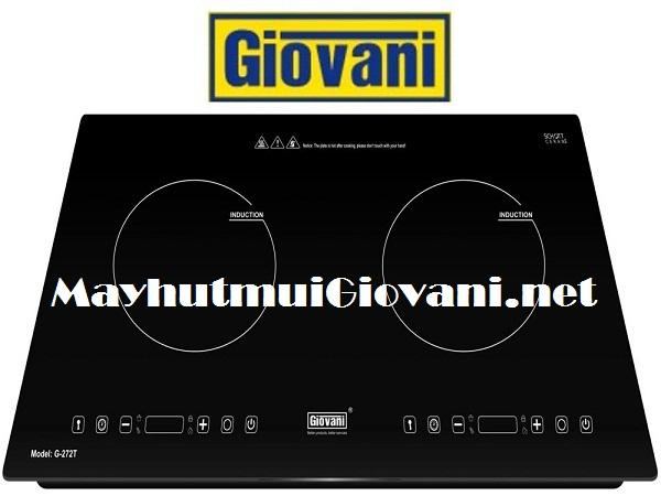 Bếp từ Giovani G272T thương hiệu Italia
