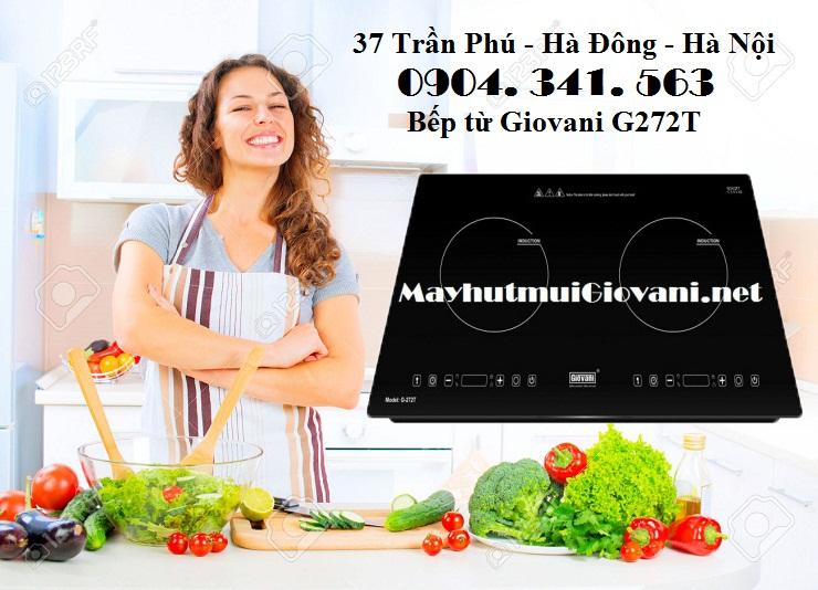 Bếp từ Giovani G272T nhập khẩu ở đâu?